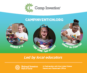 Fast Forward by Camp Invention Coming to MASD This Summer!
