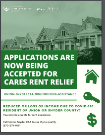 Cares Rent Relief Program
